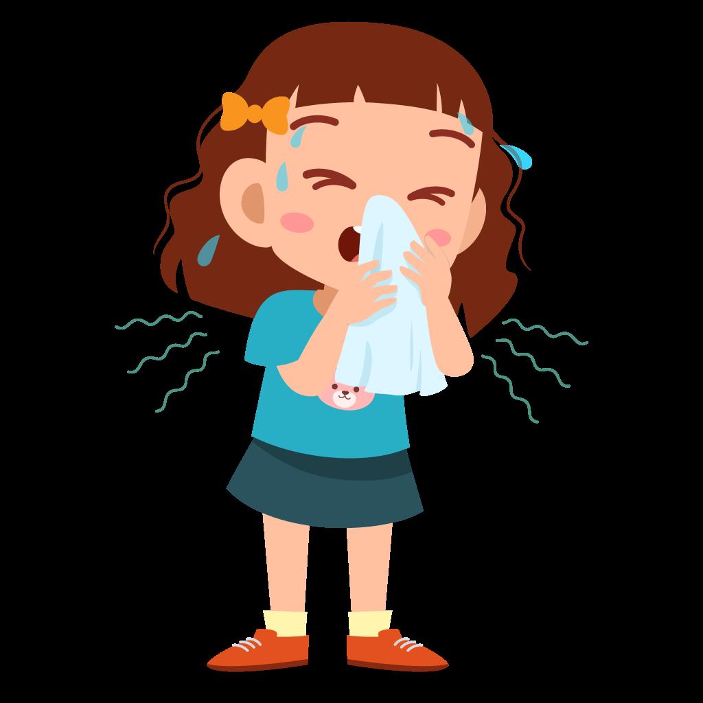 giulia allergia
