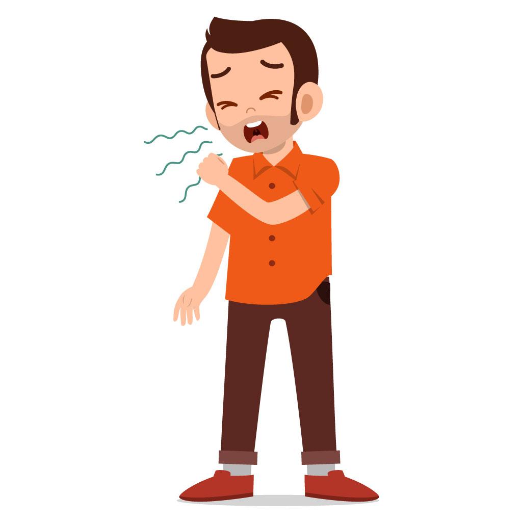 bronchite tosse