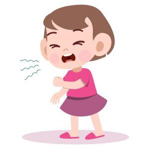 laringite bambina