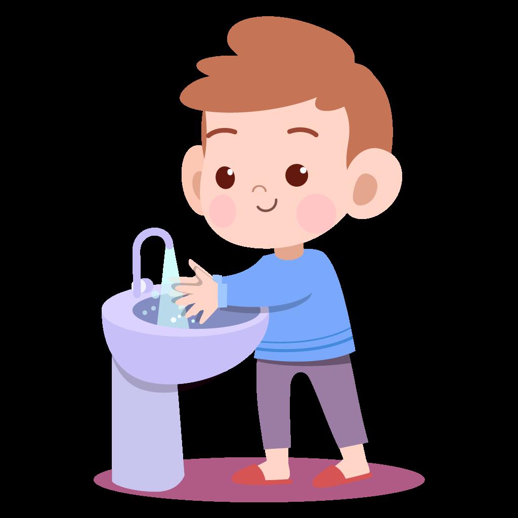 suggerimenti lavare le mani