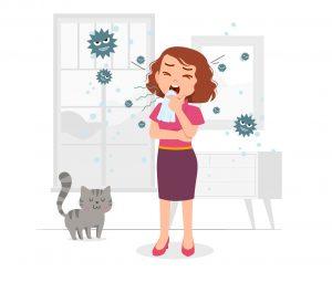 Rinite allergica indoor - Un respiro di salute