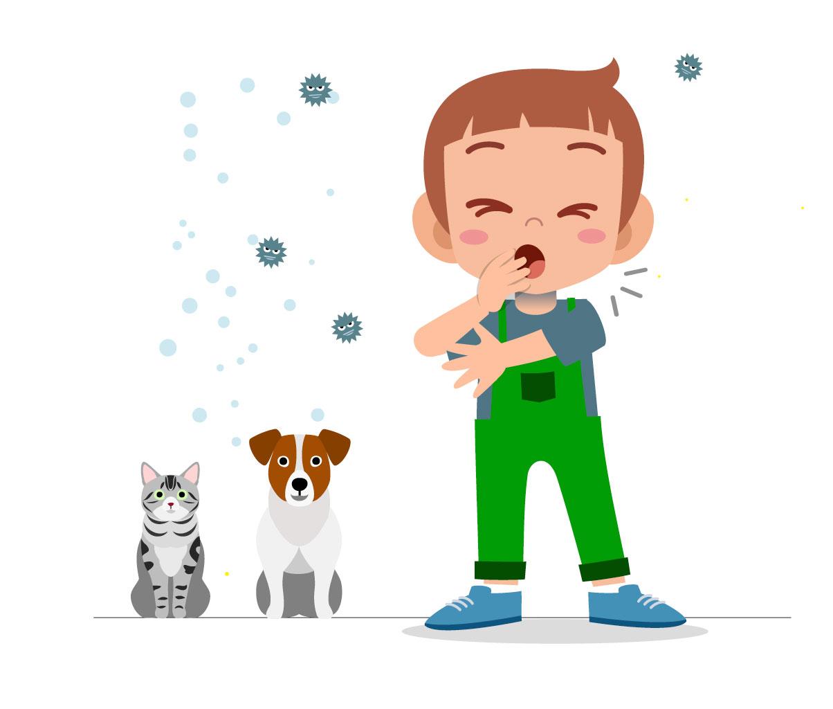 Un respiro di salute - Cause asma acari della polvere