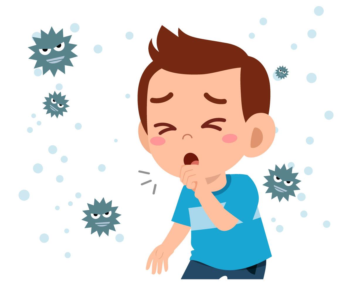 Un respiro di salute - Cause dell'asma