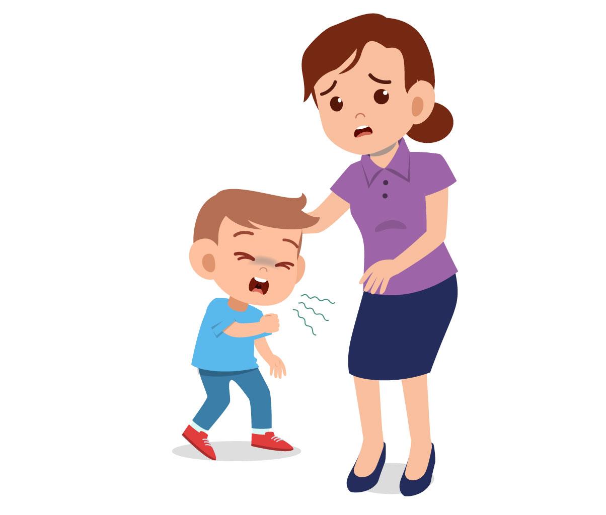 Un respiro di salute - ASMA - Sintomi e complicanze
