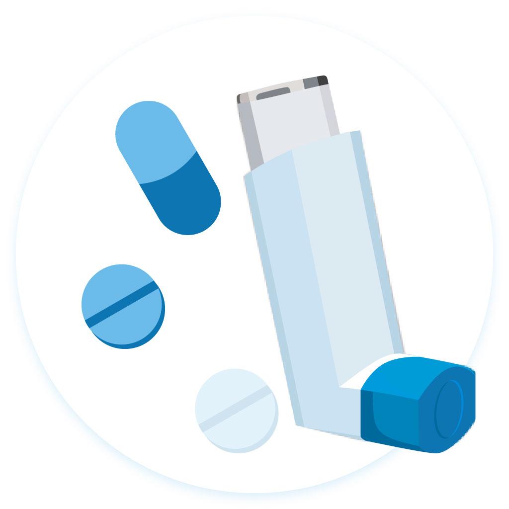 Un respiro di salute - ASMA - Trattamenti e cure