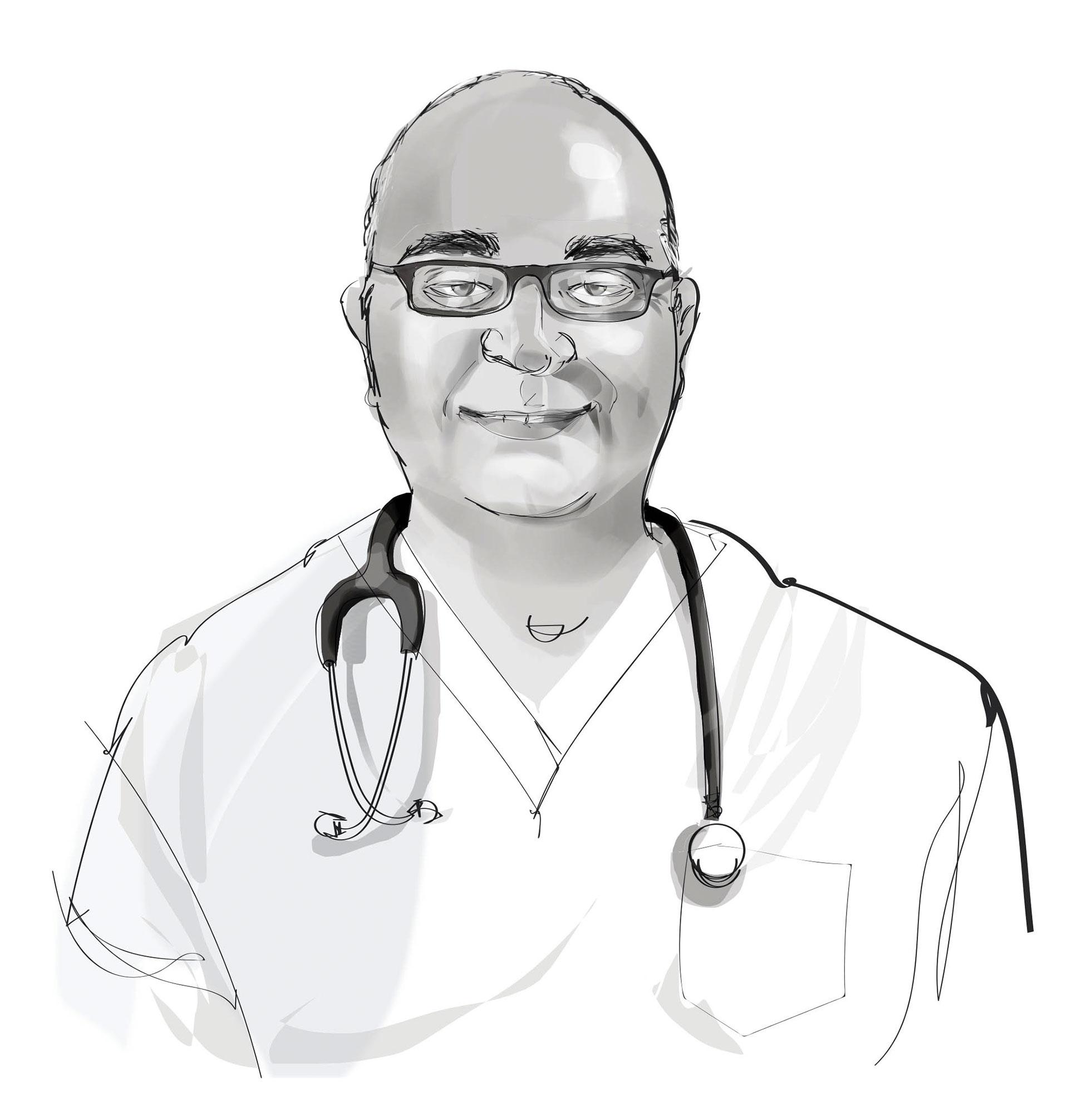 Professor Carlo Capristo
