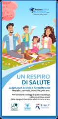leaflet un respiro di salute primavera